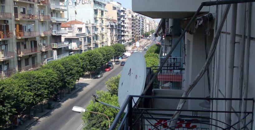 Κωδικός ακινήτου: 20-7431 – Θεσσαλονίκη κέντρο Αγία Σοφία ΕΝΟΙΚΙΑΖΕΤΑΙ αίθουσα συνολικής επιφάνειας 90 τ.μ. στον 4 ο όροφο .